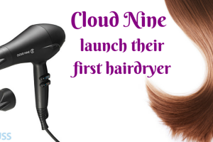 Cloud Nine launch their first hairdryer TheFuss.co.uk