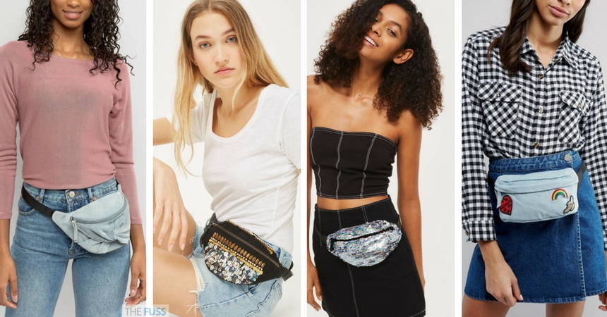 Festival Fashion - The Must Have Bum Bag TheFuss.co.uk