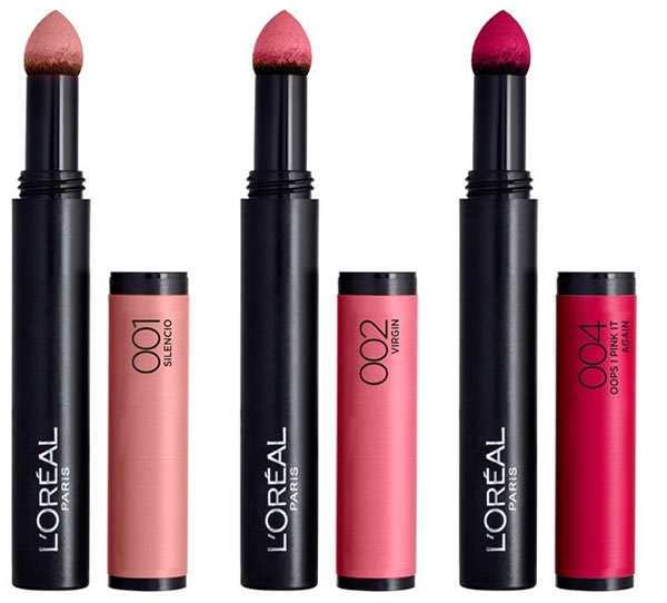 L'Oreal Paris Infallible Matte Max lipstick review TheFuss.co.uk