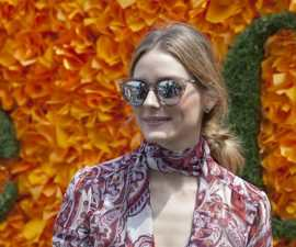Olivia Palermo provides style inspiration for summer events TheFuss.co.uk