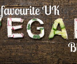 Our favourite UK vegan blogs TheFuss.co.uk