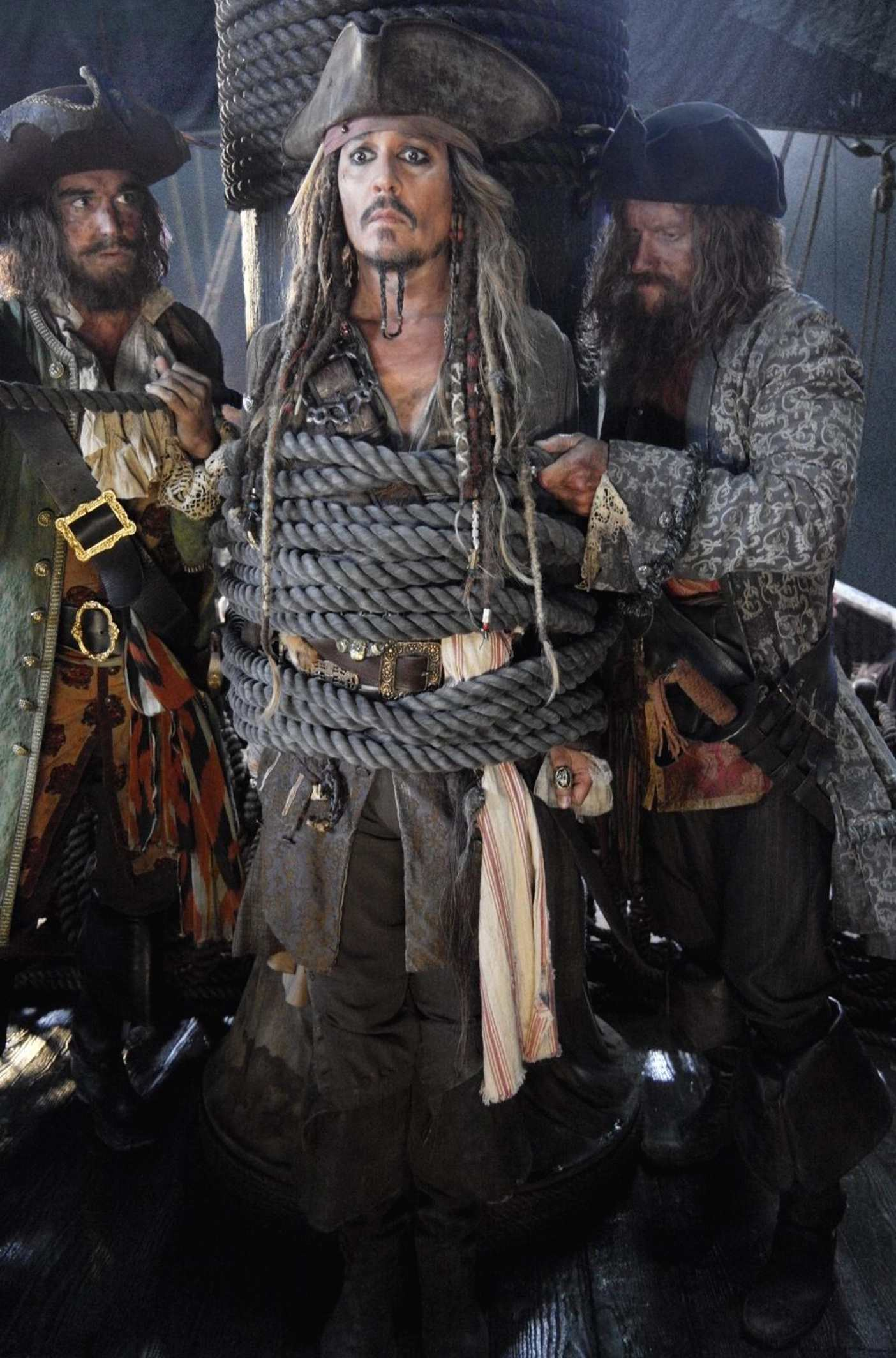 Everything you need to know about Pirates of the Caribbean: Dead Me Tell No Tales TheFuss.co.uk