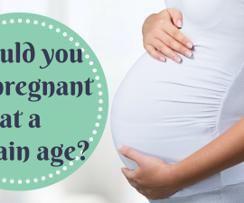 Should you get pregnant at a certain age TheFuss.co.uk