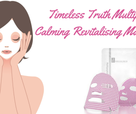 Timeless Truth Multipeptide Calming Revitalising Mask review TheFuss.co.uk
