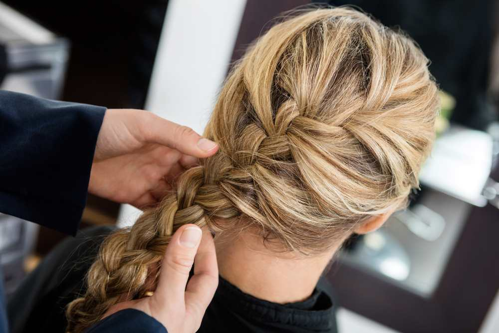 French braid hairstyles TheFuss.co.uk