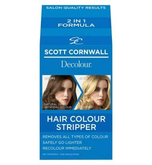 Scott Cornwall Decolour Stripper review TheFuss.co.uk