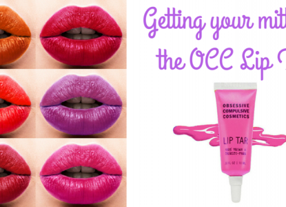 Getting your mitts on the OCC Lip Tar in the UK TheFuss.co.uk