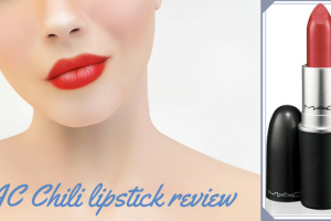 MAC Chili lipstick review TheFuss.co.uk