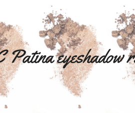 MAC Patina eyeshadow review TheFuss.co.uk