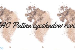 MAC Patina eyeshadow review TheFuss.co.uk