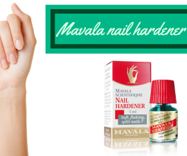 Mavala Nail Hardener review TheFuss.co.uk