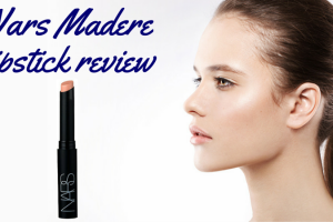 Nars Madere lipstick review TheFuss.co.uk