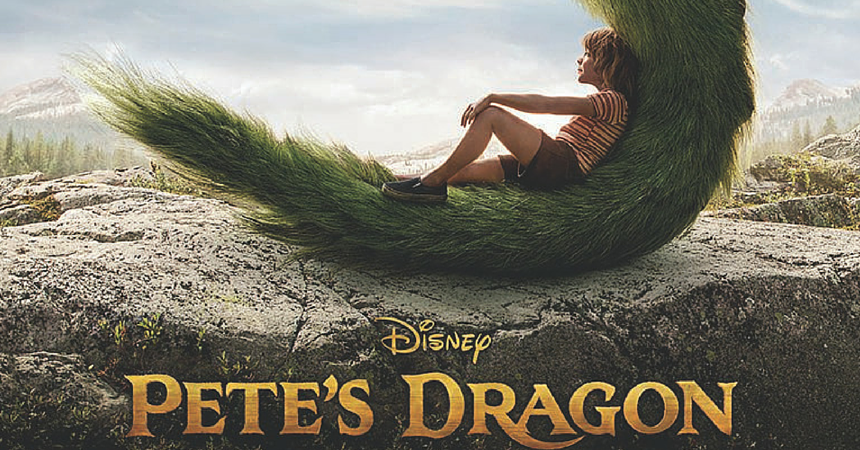 Pete's Dragon is just one of the upcoming movie reboots TheFuss.co.uk