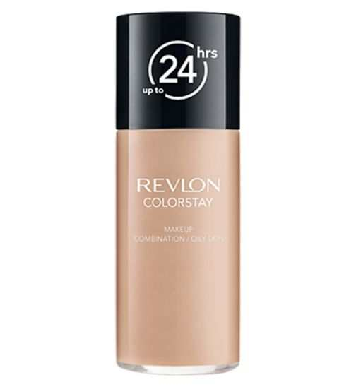 Revlon Colorstay foundation review TheFuss.co.uk