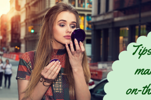 Tips for makeup on the go TheFuss.co.uk