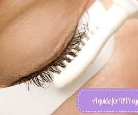 A guide for DIY eyelash dye TheFuss.co.uk
