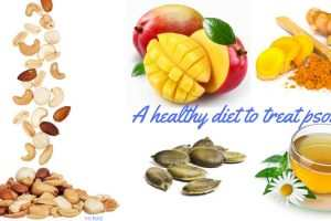 A healthy diet to treat psoriasis TheFuss.co.uk