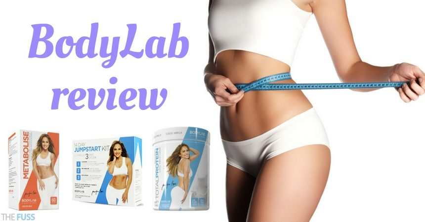 BodyLab review TheFuss.co.uk