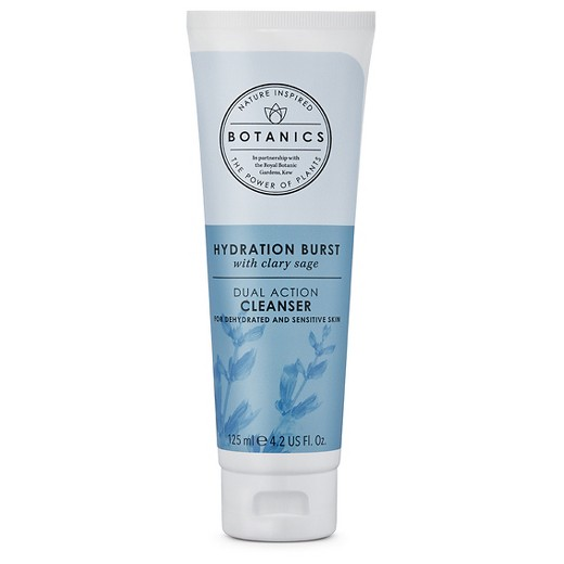 Boots Botanics Hydration Burst Dual Action Cleanser Review TheFuss.co.uk