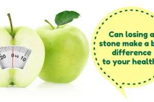 Can losing a stone make a big difference to your health TheFuss.co.uk
