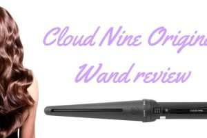 Cloud Nine Original Wand review TheFuss.co.uk