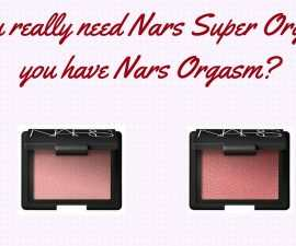 Do you really need Nars Super Orgasm if you have Nars Orgasm TheFuss.co.uk