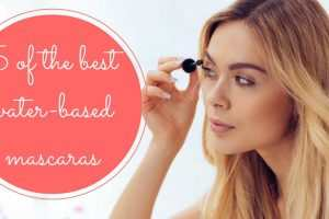 Five of the best water based mascaras TheFuss.co.uk