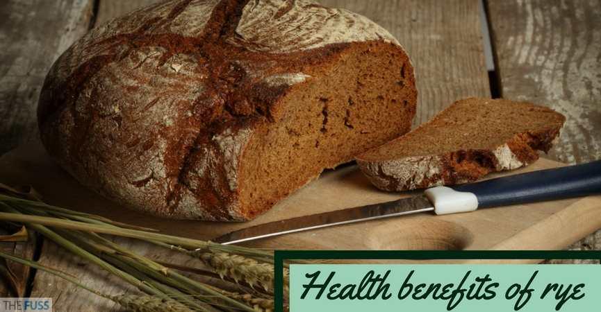 Health benefits of rye TheFuss.co.uk