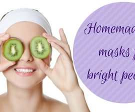 Homemade eye masks for bright peepers TheFuss.co.uk