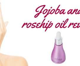 Jojoba and rosehip oil review TheFuss.co.uk