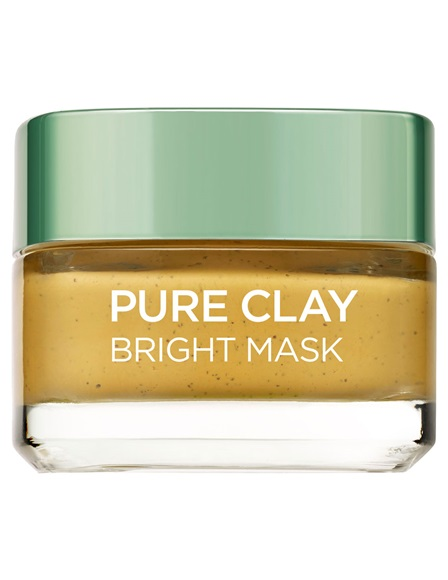 L'Oreal Pure Clay Bright Face Mask 2