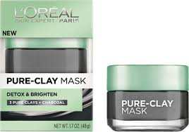 L'Oreal Paris Pure Clay Detox mask review TheFuss.co.uk