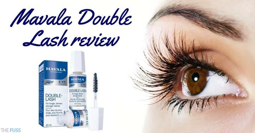 Mavala Double Lash Review The Fuss