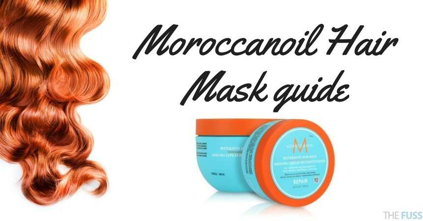 Moroccanoil Hair Mask guide TheFuss.co.uk