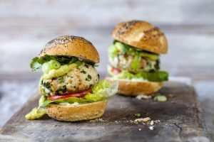Healthy options and ideas for National Burger Day TheFuss.co.uk