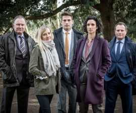 Everything you need to know about ITV's new thriller Paranoid TheFuss.co.uk