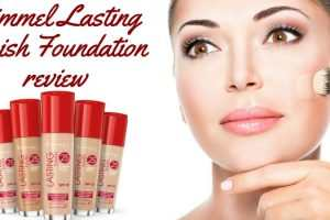Rimmel Lasting Finish Foundation review TheFuss.co.uk