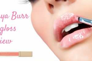 Tanya Burr Lip gloss review TheFuss.co.uk