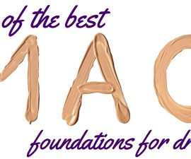 The best MAC foundation for dry skin TheFuss.co.uk
