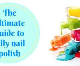The ultimate guide to jelly nail polish TheFuss.co.uk