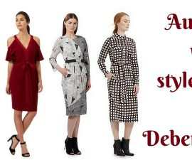 Autumn winter style picks from Debenhams TheFuss.co.uk