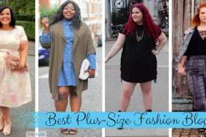 Best Plus-Size Fashion Bloggers TheFuss.co.uk
