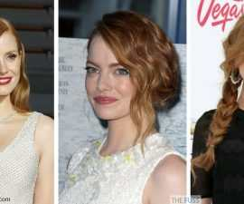 Celebrity inspiration for strawberry blonde hair TheFuss.co.uk