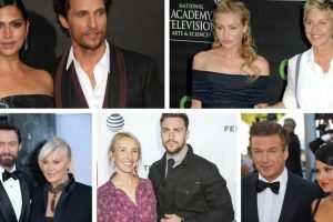 Celebrity relationships with big age gaps TheFuss.co.uk