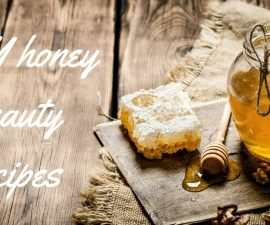 DIY Honey Beauty Recipes TheFuss.co.uk