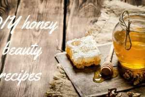 DIY Honey Beauty Recipes TheFuss.co.uk