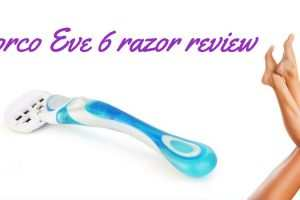 Dorco Eve 6 Razor Review TheFuss.co.uk