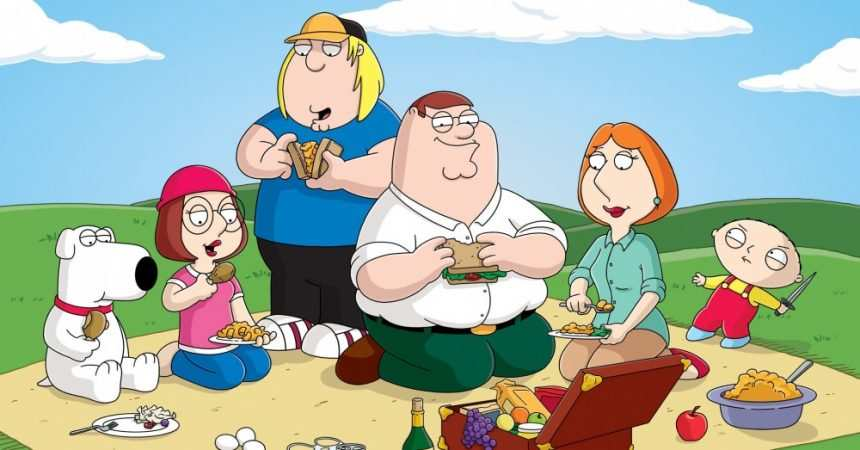 Family Guy TV show that was saved by fans TheFuss.co.uk
