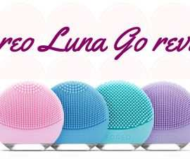 Foreo Luna Go Review TheFuss.co.uk