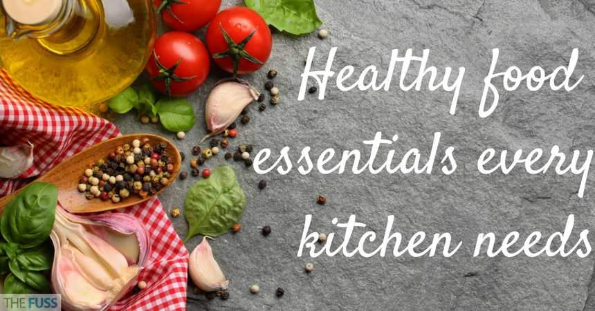 Healthy Eating Kitchen Essentials TheFuss.co.uk